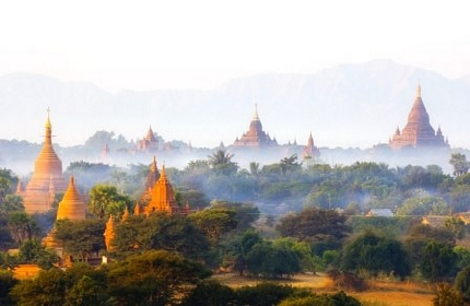 Myanmar highlight tour 6 days