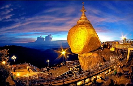 Myanmar at glance