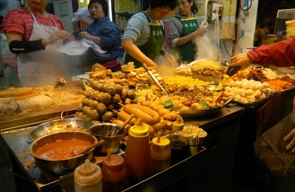 Food on Foot Tour Hanoi