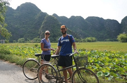 Cycling Saigon to Angkor 11days